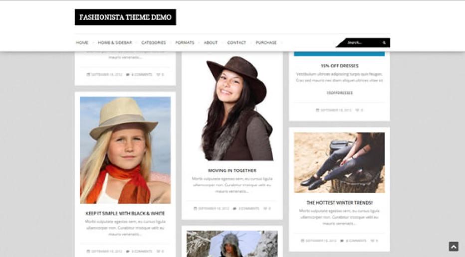 Fashionista – Responsive Blog Theme by WPExplorer