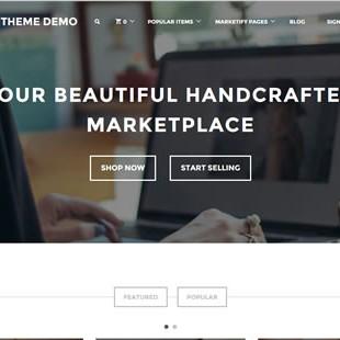 Marketify – Marketplace WP Theme by Astoundify